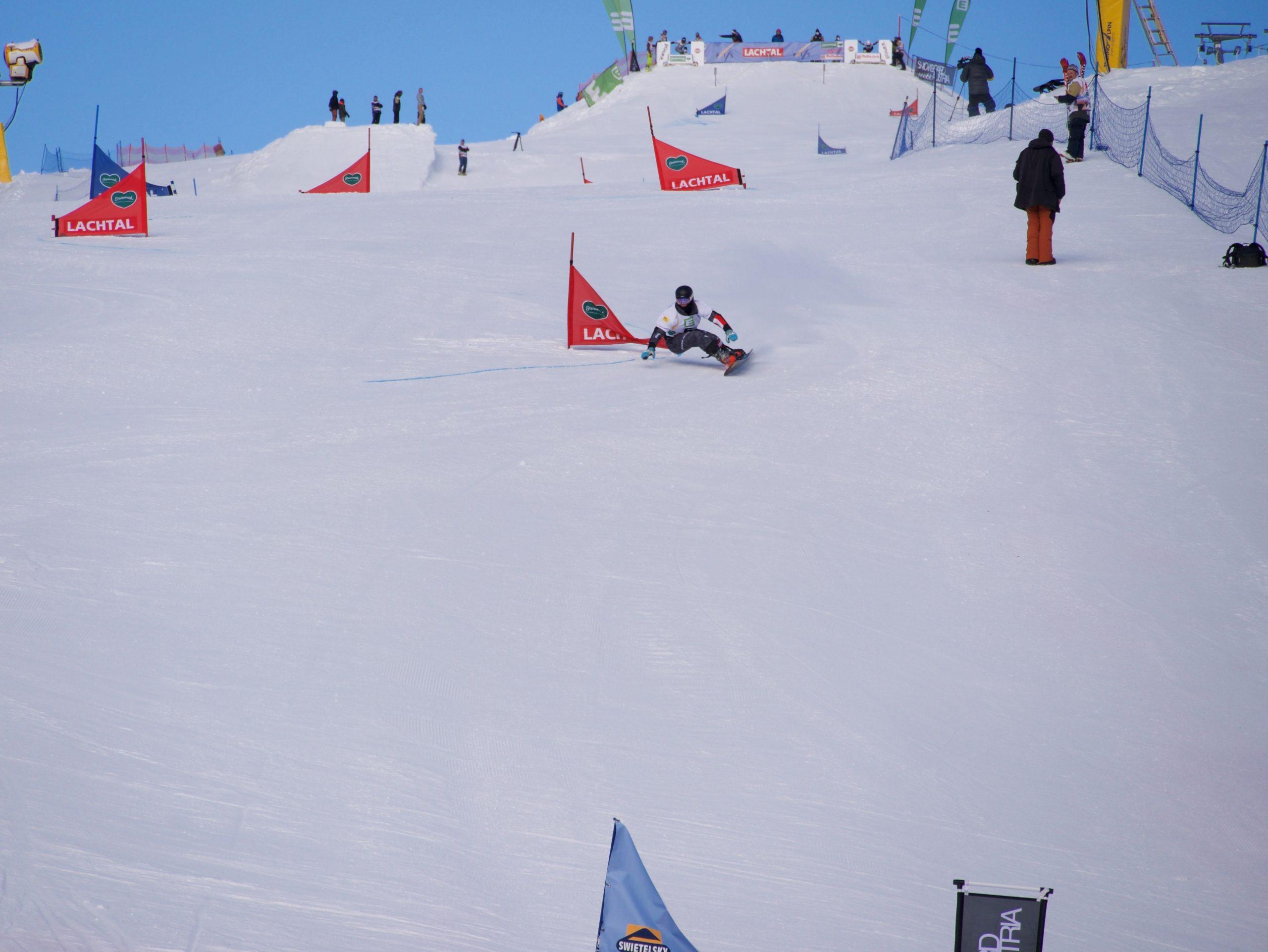 Snowboard Junioren-WM im Lachtal